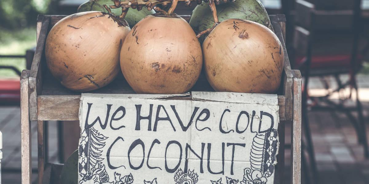 coconut history
